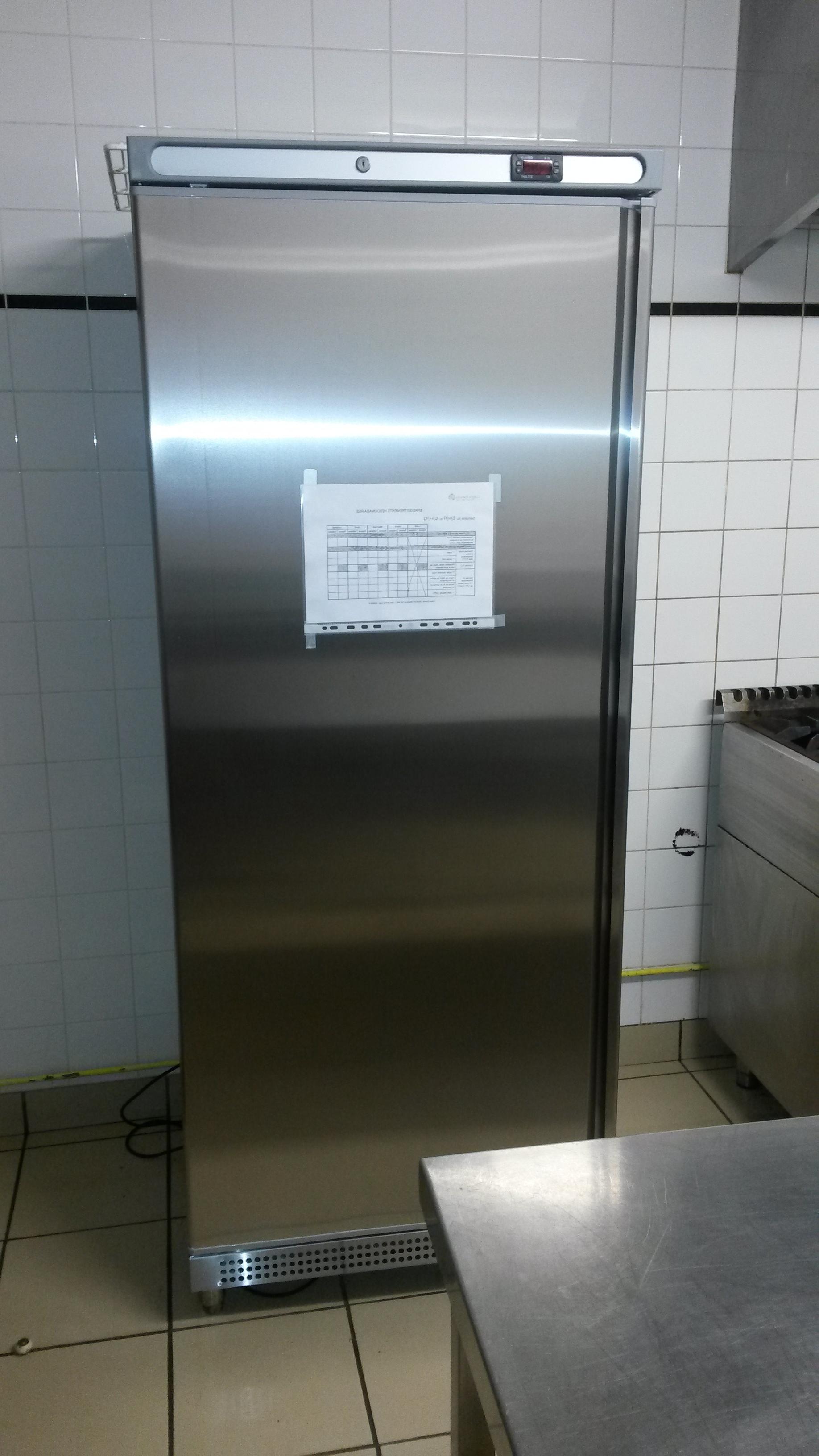 Le nouveau frigidaire