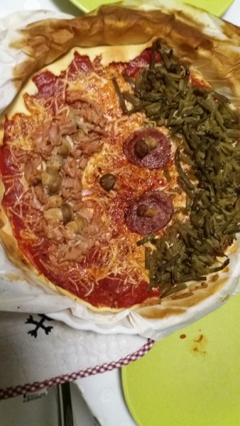 Juliette pizzaiolette