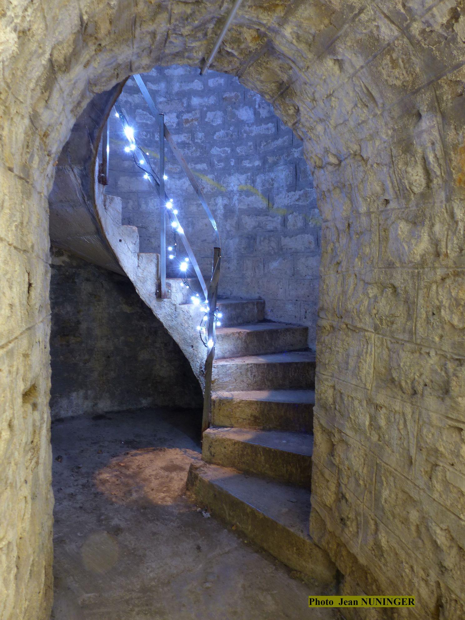 Escalier-dacces