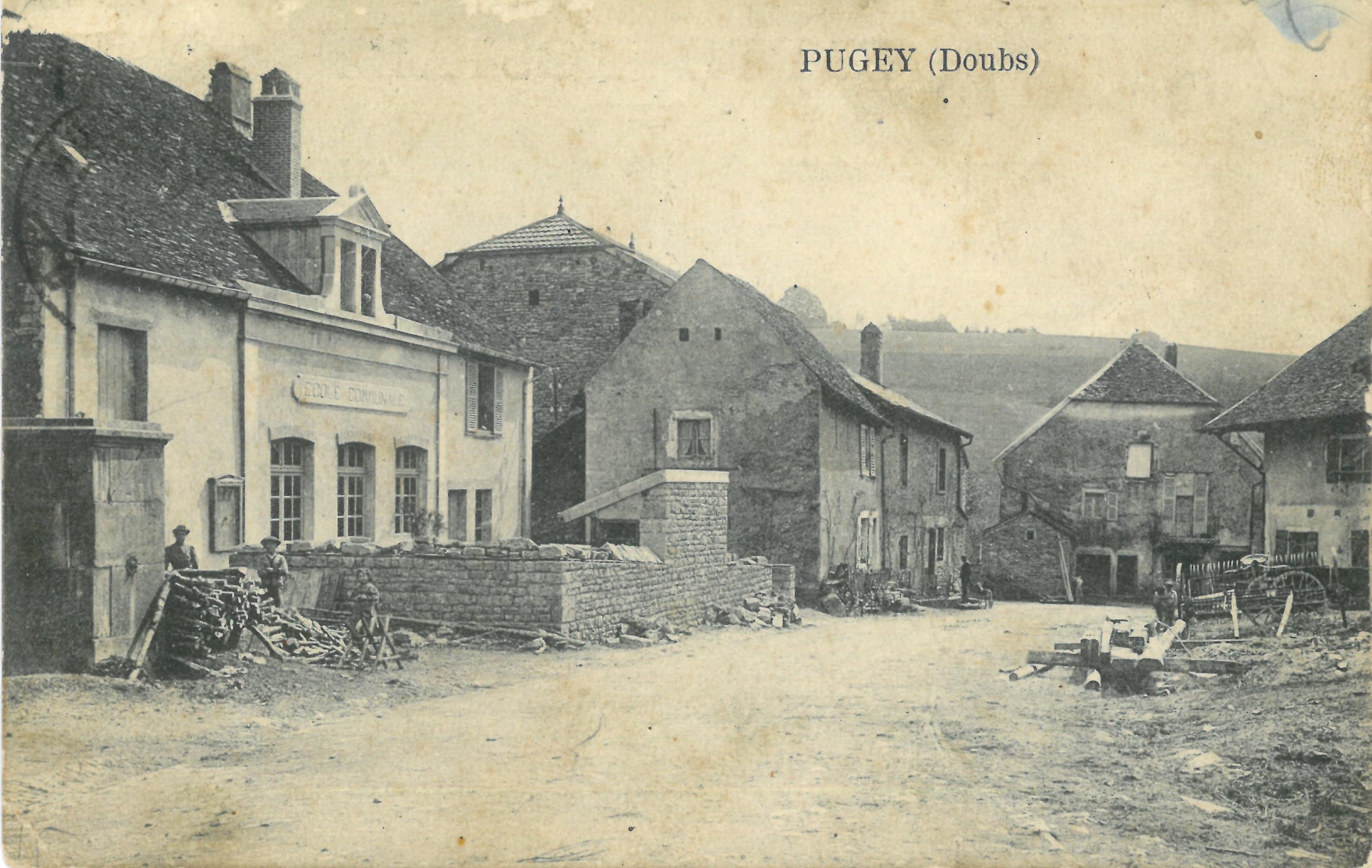 L'école  dans les années 20