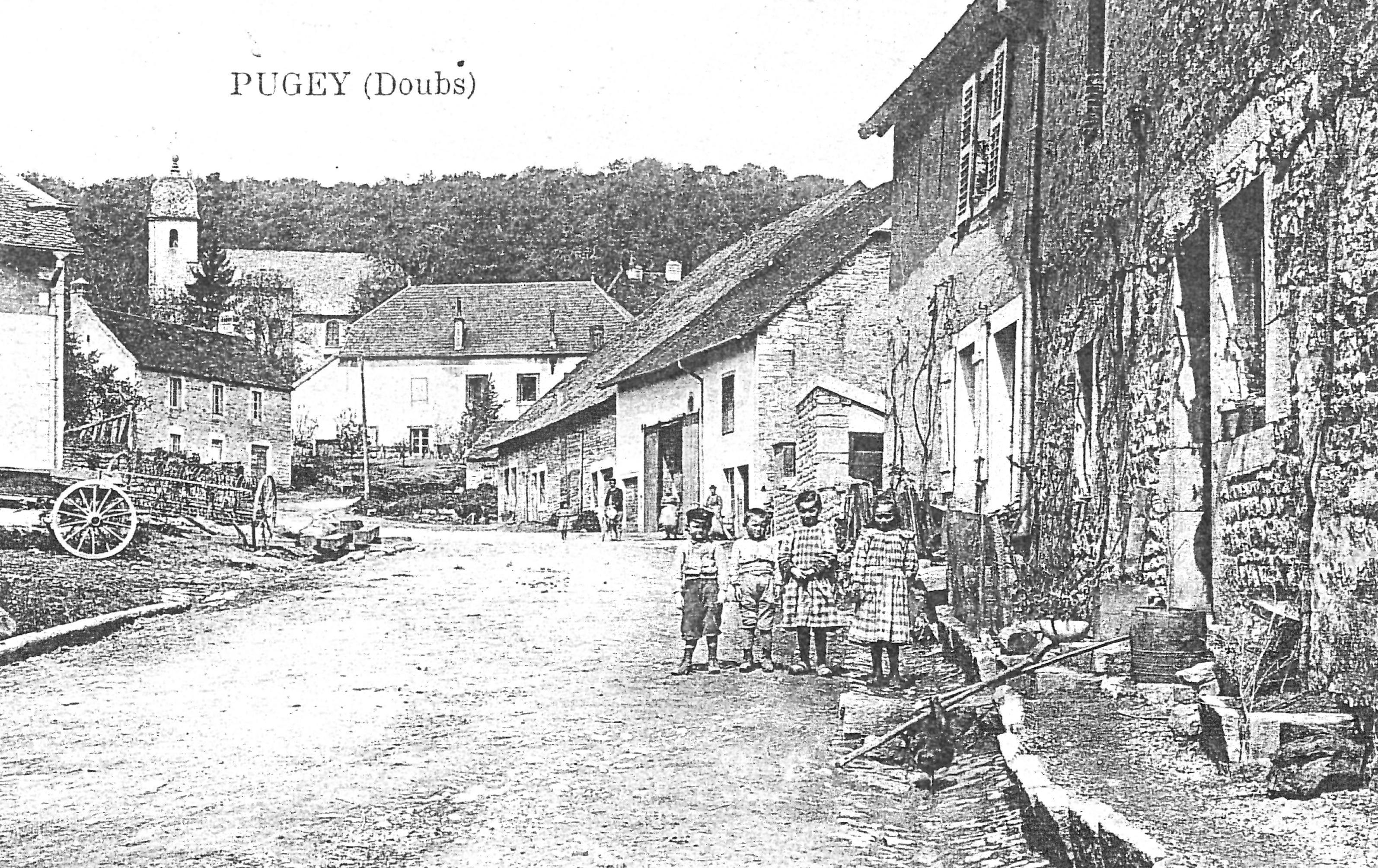 Au début du XX eme siècle