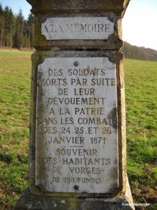 Monument du Mont Gardot