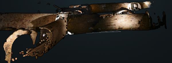 Le fort de Pugey en 3D