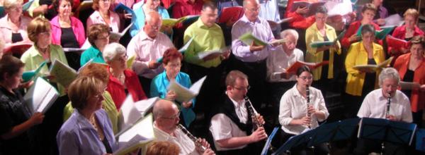 Concerte de l'ensemble Jubilate le samedi 24 Mars à 20h en l'église de Pugey