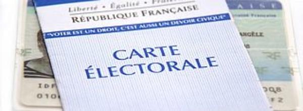 Permanence pour inscription sur les listes électorales