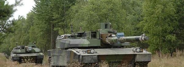 Exercice militaire en terrain libre du 13 au 17 juin 2021.